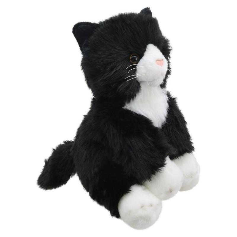 Cat (Black & White) - Wilberry Favourites