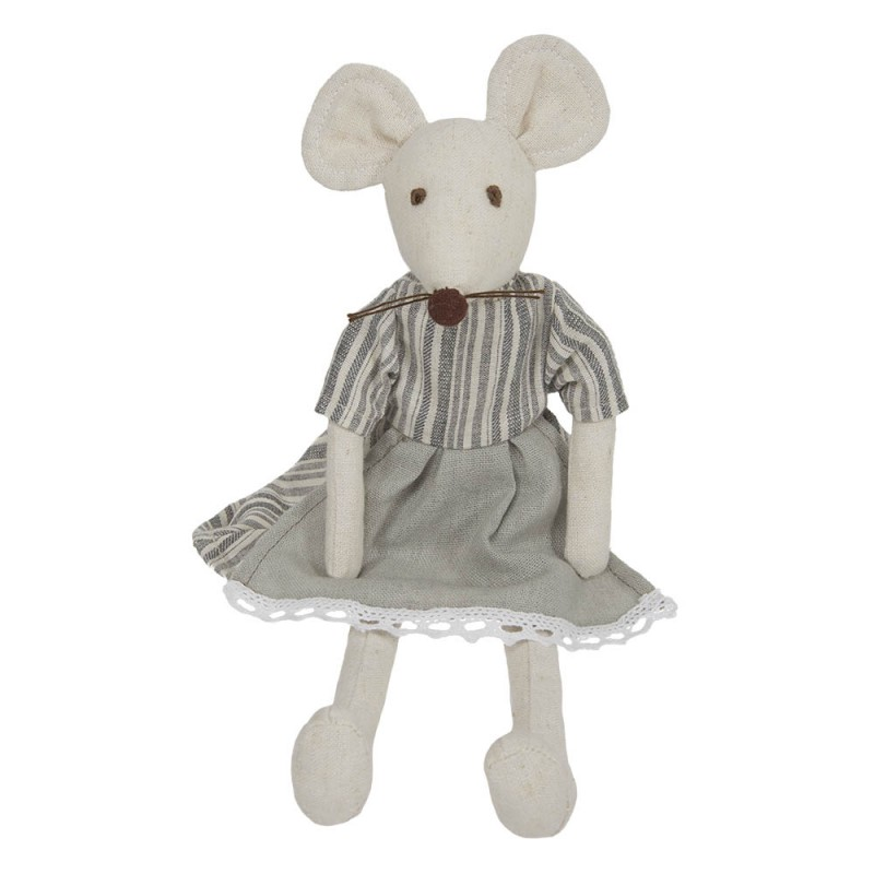 Mouse - Girl - Wilberry Linen