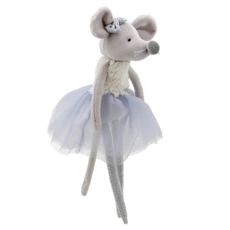 Mouse - Grey - Wilberry Dancers
