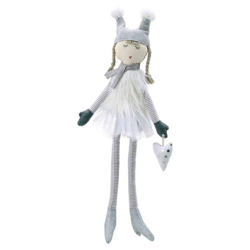 Doll - White Large - Wilberry Dolls