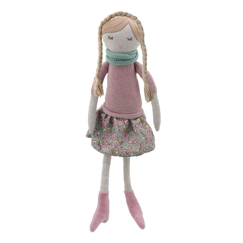 Girl - Pink - Wilberry Dolls