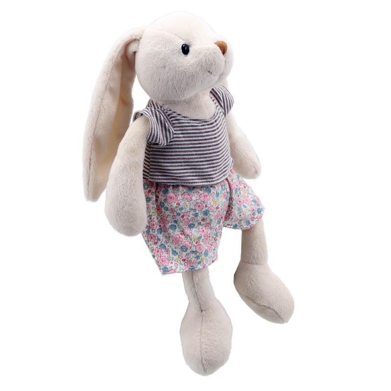 Mr Rabbit - Pink - Wilberry Friends