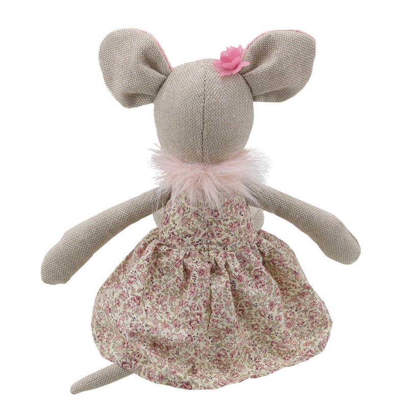 Mouse - in Dress - Wilberry Friends