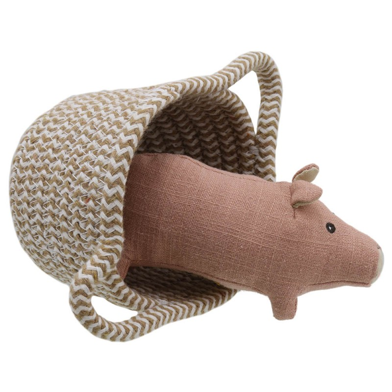 Pig - Wilberry Pets in Baskets
